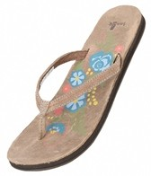 Sanuk Women's Flora The Explora Sandals