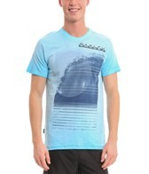 Oakley Men's Washed Wave S/S Tee