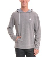 Oakley Men's Charley Hooded Pullover L/S Fleece