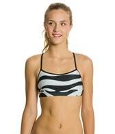 Splish Tiger Bikini Top