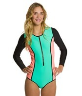 Body Glove Women's Neo What? Paddle Zip One Piece