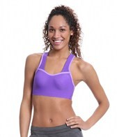 New Balance Women's The Delightfully Sculpted Running Bra