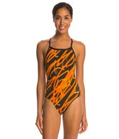 Dolfin Chloroban Ceres Female V Back One Piece