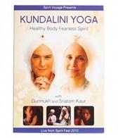 Kundalini Yoga: Healthy Body Fearless Spirit DVD