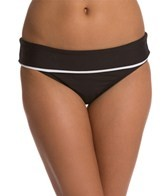 Nautica Women's Spindle Banded Bottom