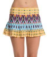 Profile Blush Wild Navajo Layered Skirt