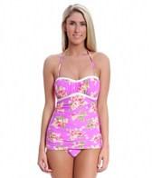 Betsey Johnson Hawaiian Vacation Swimdress