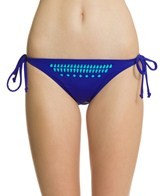 Hurley One & Only Laser Cut Tie Side Bottom