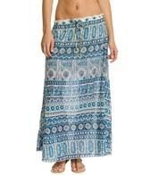 Billabong Gypsea Flair Maxi Skirt