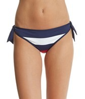 Tommy Bahama Mare Rugby Stripe Tie Side Hipster Bottom