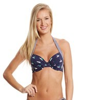 Tommy Bahama Sailboat Underwire Bra Top