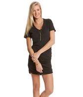 Tommy Bahama V-Neck T-Shirt Dress