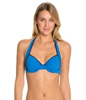 Tommy Bahama Deck Piping Full Coverage Bra Top