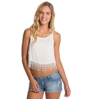 Lucy Love Cottage Rose Cassie Top