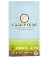 Coco Hydro Lemon Lime Coconut Water Electrolytes Drink Mix (Single)