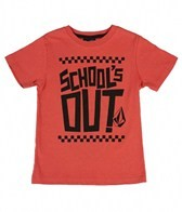 Volcom Boys' Schools Out S/S Tee (8-20)