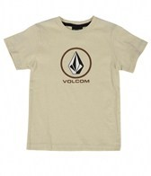 Volcom Boys' Circle Staple S/S Tee (2T-4T)