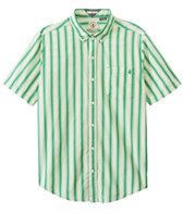 Volcom Men's Weirdoh Stripe S/S Shirt