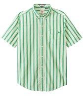Volcom Men's Weirdoh Stripe S/S Shirt