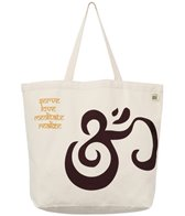 Funky Yoga Realize OM Tote
