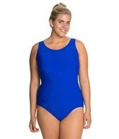 Amoena Rhodes Mastectomy Plus Size One Piece