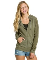 Roxy Rocky Place Zip Up Hoodie