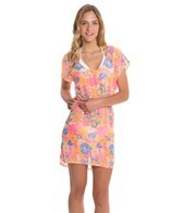 O'Neill Citrus Floral Cover Up