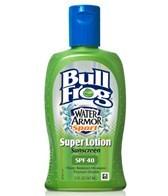 BullFrog H2O Sport SPF 40 Super Lotion