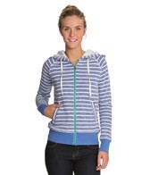 Rip Curl Line By Line Zip Up Hoodie