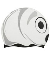 Sporti Boo-Boo Silicone Swim Cap