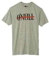 O'Neill Men's Strikethrough S/S Tee
