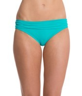 Sunsets Tropical Teal Roll Top Hipster Bottom