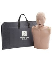 Prestan Professional Child CPR-AED Training Manikin w/CPR Monitor & Kit