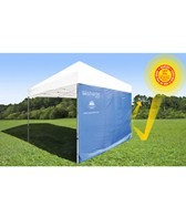 ezShade Canopy Curtain Straight Leg