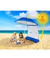 ezShade Umbrella & Sun Shield Combo
