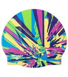 The Finals Disco Night Life Silicone Swim Cap