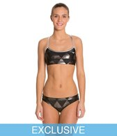 The Finals Funnies Right Angle Foil Female 2 PC Work Out Bikini