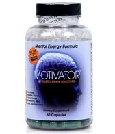 CARBOPRO Mental Energy Formula Motivator (60 capsules)