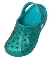 Crocs Baya Hi Glitter Clog
