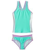 Seafolly Girls Sunset Island Racerback Bikini Set (6-16)