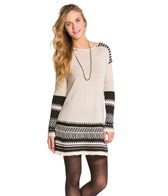Volcom Dark Water Sweater Dress