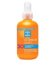 Kiss My Face Sun Spray Oil SPF 30