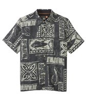 Quiksilver Waterman's Ilio Point S/S Shirt