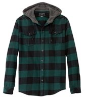 Billabong Men's Tatanka L/S Hooded Flannel
