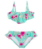 Billabong Girls' Miss Hula Flounce Set (4-14)