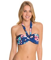 Seafolly Vintage Vacation DD Bandeau Top