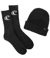 O'Neill Beanie and Socks Gift Set