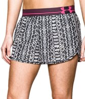 Under Armour Women's Printed Perfect Pace Running Short