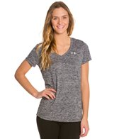 Under Armour Women's Twisted Tech Running V-Neck