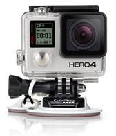 GoPro HERO4 Black 4K Action Camera - Surf Edition